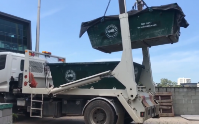 Skip Bin Changeover Video